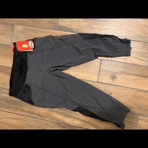 The North Face outdoor crop pants